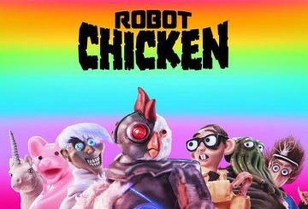 robot chicken tv show australian tv guide the fix