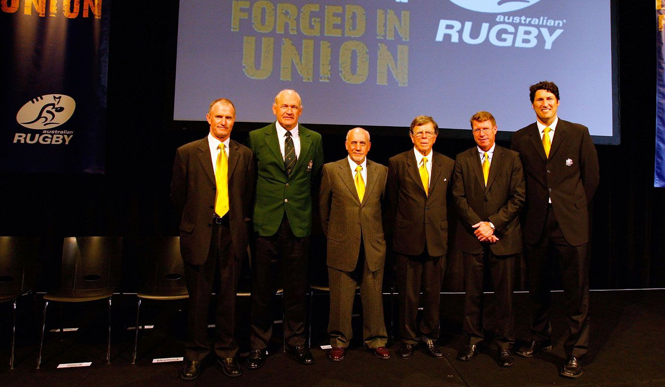Australian Rugby Hall of Famer, former Wallabies skipper John Solomon dies