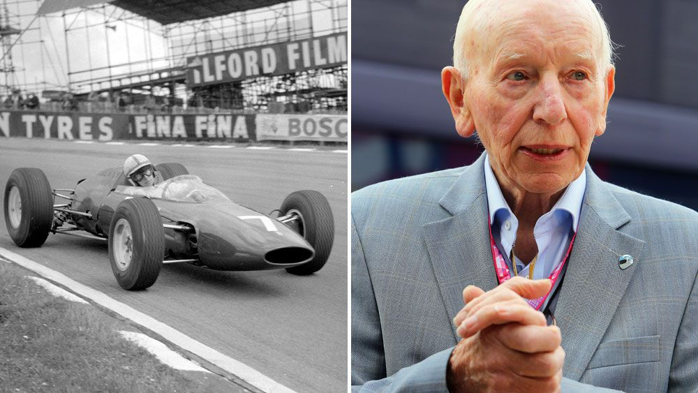 John Surtees remains the only man to win world titles on two wheels and four, has died at the age of 83.