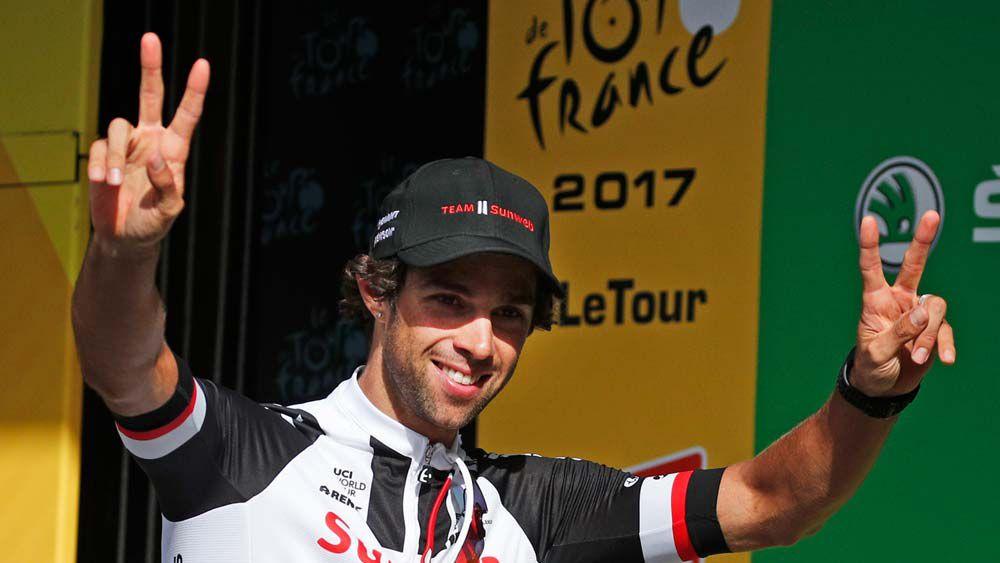 Michael Matthews set to claim green jersey at Tour de France after Marcel Kittel abandonment