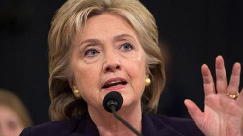 Democratic presidential candidate Hillary Clinton has dismissed Trump's calls for the reintroduction of torture.