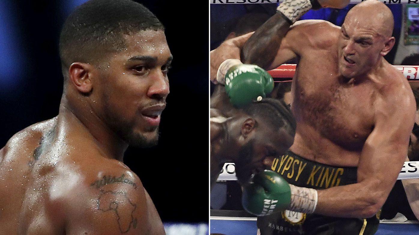 Tyson Fury vs Anthony Joshua fight will be in Saudi Arabia, Eddie Hearn confirms