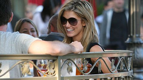 Delta Goodrem snapped with Darren McMullen in LA, pics sell for $10,000