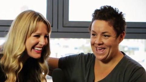 Flirty reality: <i>Biggest Loser</i> winner Margie confesses crush on trainer Michelle