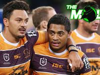 Pangai Junior will play Origin: Weidler