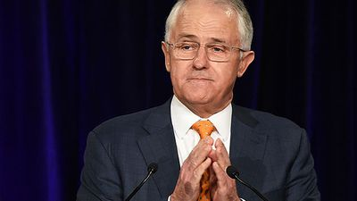 <strong>LOSER              </strong><br> Malcolm Turnbull - close result leaves hoped-for mandate in ruins, with hung parliament a live possibility.