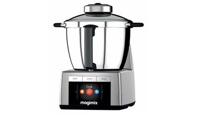 """<p>Category: Best All-In-One Kitchen Appliance</p> <p>Winner: Magimix Cook Expert 7CO18900A, <a href=""""https://www.myer.com.au/shop/mystore/7co18900a-cook-expert-multifunction-cooking-food-processor%3A-matt-chrome-421183540"""" target=""""_top"""">myer.com.au</a>, $2099.</p>"""