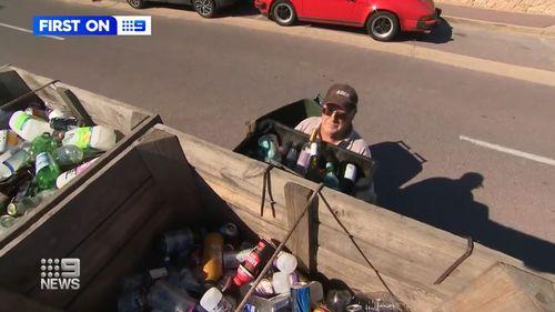 Humble hero turns trash into cash for lifesaving research