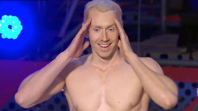 Ben Polson was thrilled when he found out he had become Australia's first Ninja Warrior.
