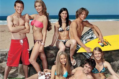 <B>The beach:</B> Sydney's Northern Beaches.<br/><br/>This Australian children's series follows a group of high school students who participate in a surfing competition at Solar Blue. Filmed on Sydney's Northern Beaches, the show replaced its entire cast every year for each of its three seasons.