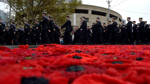 Today marks the 98th anniversary of the end of World War I. (AAP)