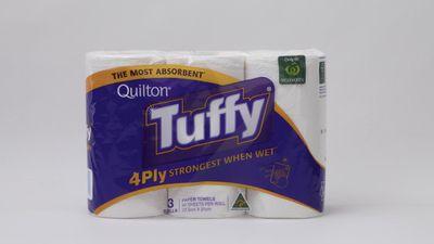 #1 Quilton Tuffy