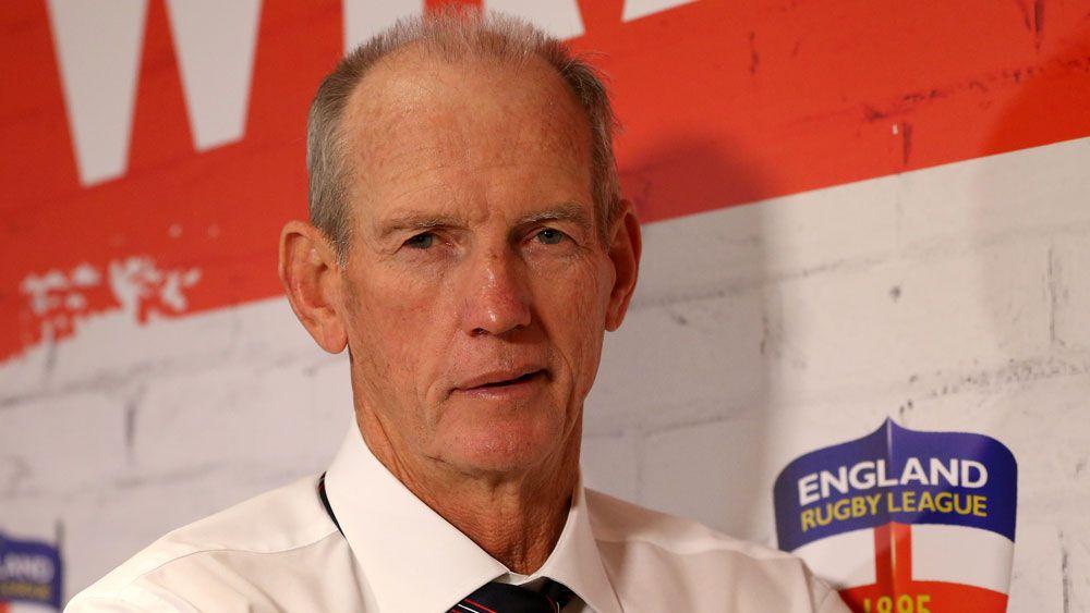 England keep the faith in Wayne Bennett