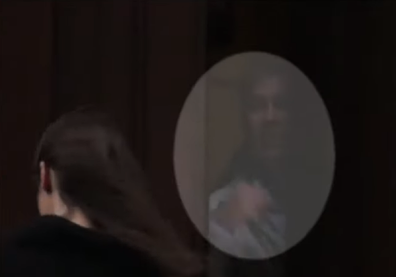 A video emerged showing him at Epstein's house saying goodbye to a young woman.