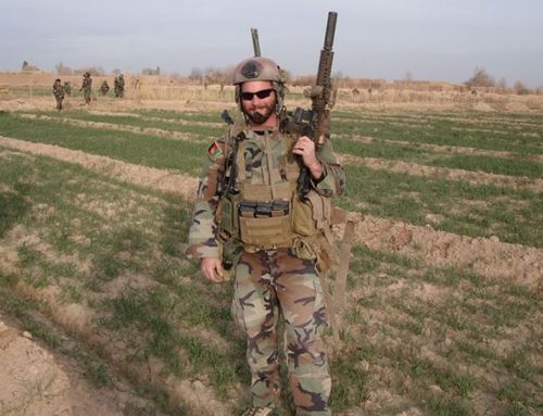 Mathew Golsteyn told the CIA about the killing in a job interview in 2011.