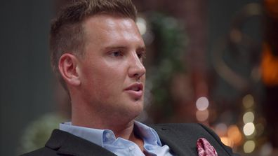 Liam tears up on the couch over Georgia's 'acceptance'