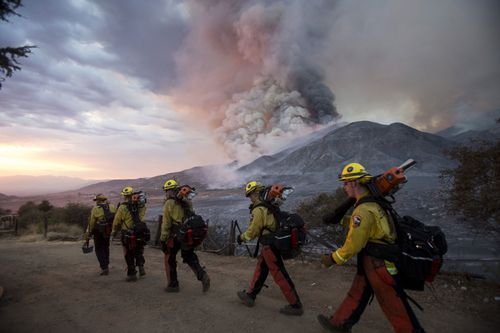 Gender reveal sparks 7000+ acre wildfire in California