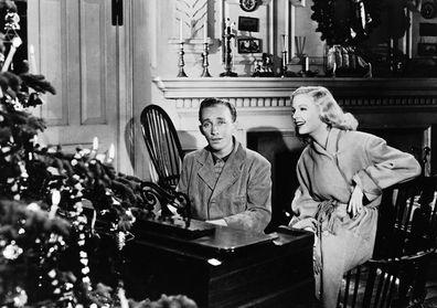Christmas, movies, advent calendar, Bing Crosby, Marjorie Reynolds, Holiday Inn
