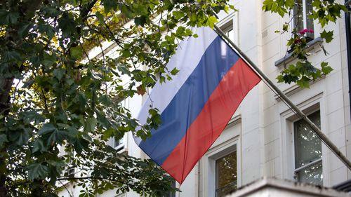 Russian embassy, London
