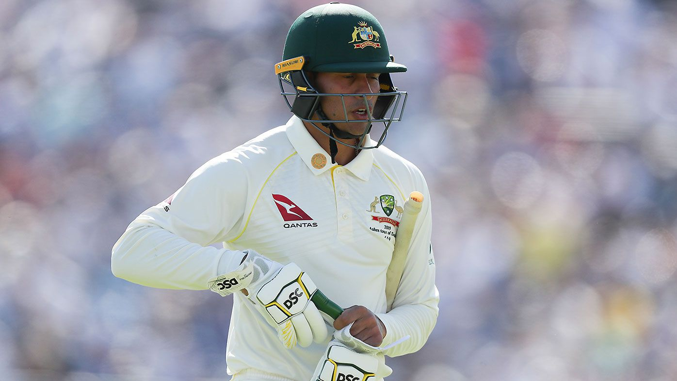 Australian coach Justin Langer warns faltering batsmen of 'big questions' ahead of Manchester Test