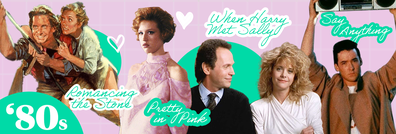 The best rom-coms from the '80s