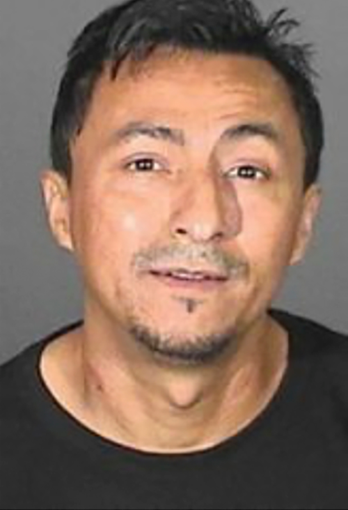"""This undated FBI photo shows MS-13 member Sergio Alexander Galindo, nickname """"Dragon"""" or """"Killer"""" who is wanted by the Los Angeles Metropolitan Task Force on Violent Crime."""