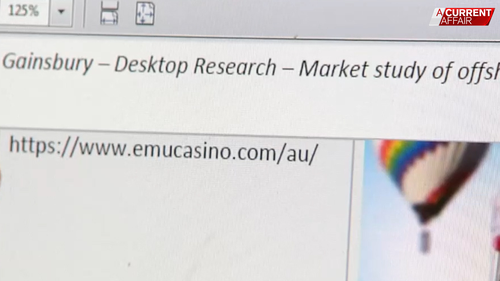 Sites like Emu Casino use language to directly appeal to Australians.