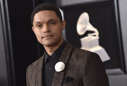 South African-born comedian Trevor Noah is facing a backlash over his jokes about Aboriginal women in 2013. Picture: AAP