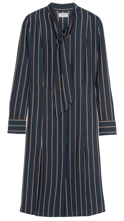 "<p><a href=""http://www.net-a-porter.com/au/en/product/609712"" target=""_blank"">Dress, $385.30, Frame Denim at net-a-porter.com</a></p>"