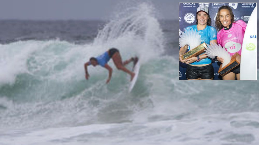 Rio win puts Wright on top of the WSL tree