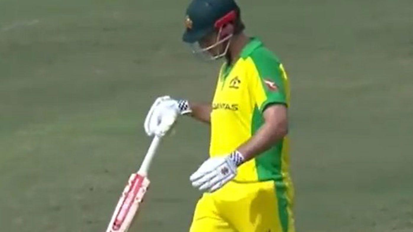 Aussie woes continue as batting crumbles again