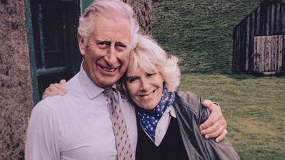 <p>Charles and Camilla, 2015</p>
