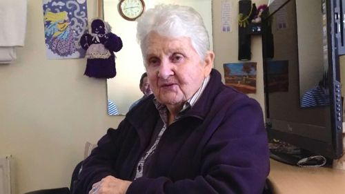 Great-grandmother Judith Newman passed away in July.