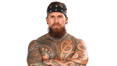 Jacob Hohua as seen on Australian Ninja Warrior 2020.
