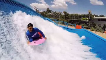 Gold Coast theme parks take show on the road