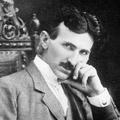 <p>Nikola Tesla</p>