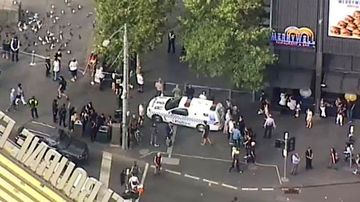 Crown Casino: Moviegoers 'ran for their lives' during 'bomb scare'
