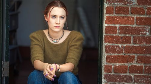 Lady Bird is up for Best Picture. (AAP)