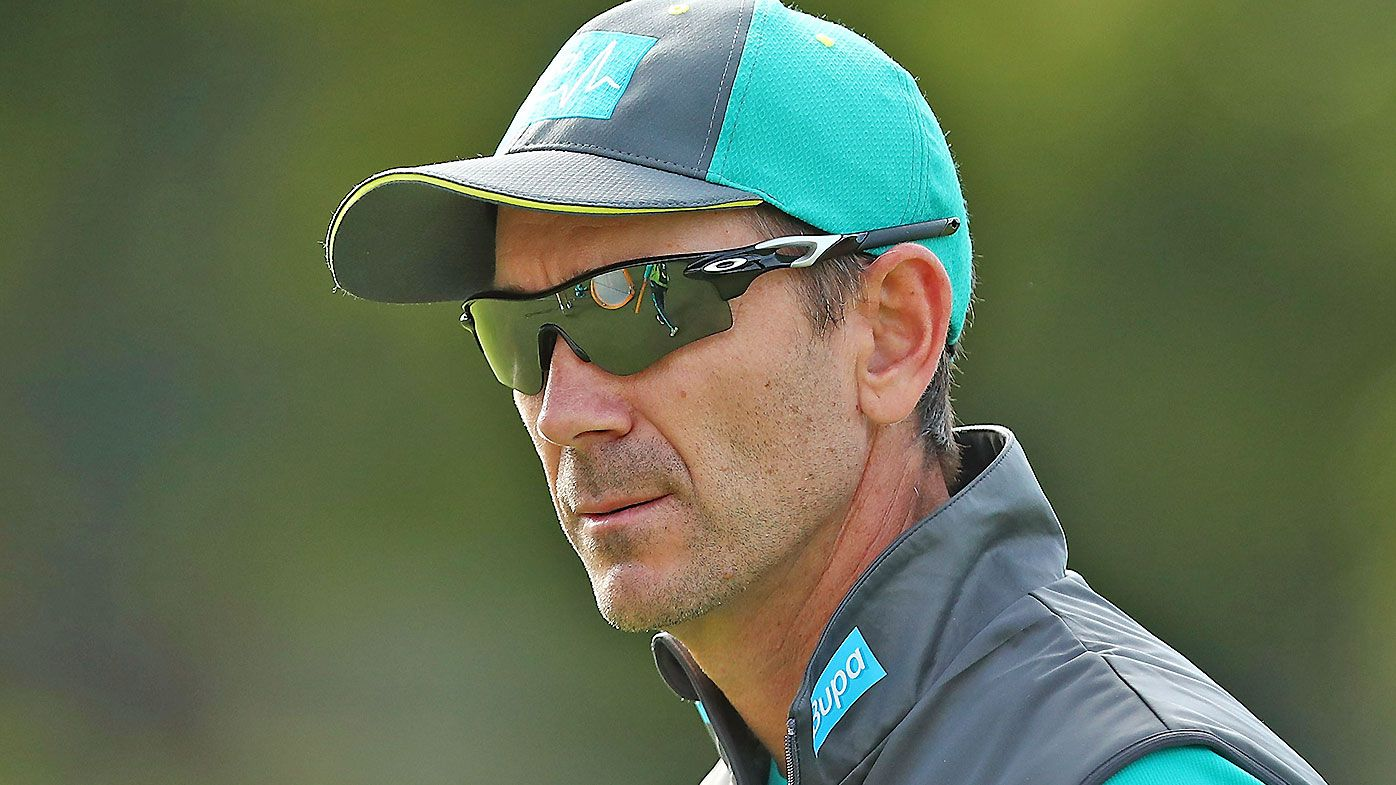 Australian coach Justin Langer posts cryptic LinkedIn message amid firestorm over his position
