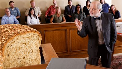 Bread on trial