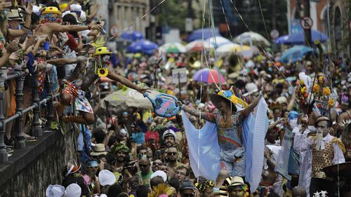 Rio's famous Carnival will not go ahead as planned in February.