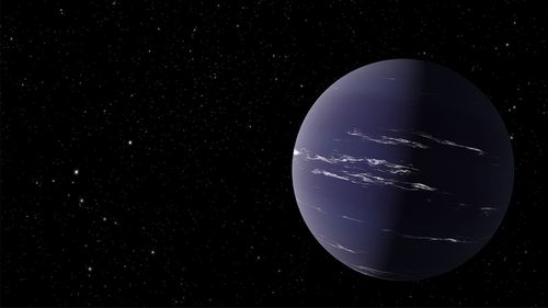 The exoplanet is believed to have water clouds and has an average temperature of 60C.