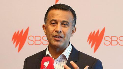 SBS Managing Director Michael Ebeid. (Getty)