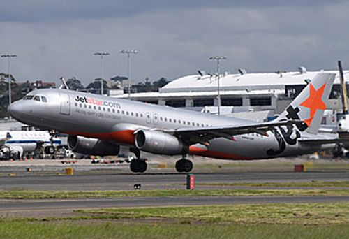 Jetstar passenger jet (Getty)
