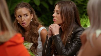 Hayley and Stacey erupt in shocking verbal spat