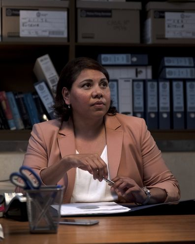 Deborah Mailman in Bite Club