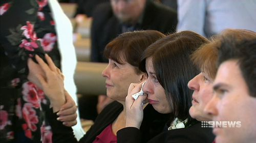 Ian's family wants to make sure no other family has to deal with the same tragedy. Picture: 9NEWS