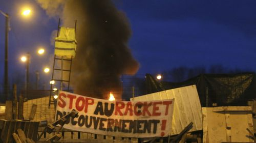 The French government caved in after the worst riots in decades and delayed an increase in energy taxes