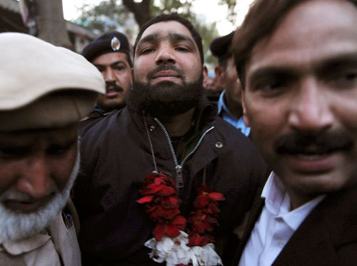 Mumtaz Qadri shot dead a Pakistan politician who supported Asia Bibi's plight and became an instant hero for hardline Islamists.