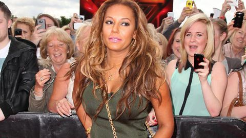 Not happy, Mel: Mel B accidentally introduced as Mel C at <i>X Factor</i> UK auditions